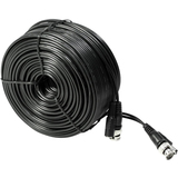 Zmodo 130ft AWG22 Premade Siamese CCTV Video + Power Cable