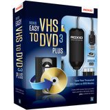 Roxio Easy VHS to DVD v.3.0 Plus - Complete Product - 1 User