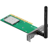 TRENDnet TEW-703PIL IEEE 802.11n (draft) PCI Low-Profile Wi-Fi Adapter