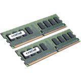 Crucial RAM 8GB Kit (2x4GB) DDR3 1600 MHz CL11 Desktop Memory CT2K51264BD160B
