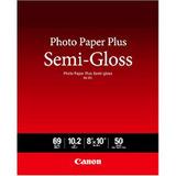 Photo Paper Plus Semi-gloss 8inX10in