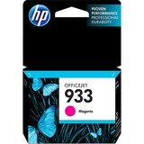 HP 933 Original Ink Cartridge - Magenta