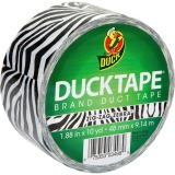 Duck Printed Duct Tape