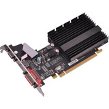 XFX R Radeon HD 5450 Graphic Card - 650 MHz Core - 1 GB SDDR3 - PCI Express 2.1 x16 - Low-profile - Single Slot Space Required