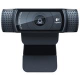 Logitech C920 Webcam - 30 fps - Black - USB 2.0