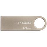 Kingston 16GB DataTraveler SE9 USB 2.0 Flash Drive