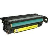 V7 Yellow Toner Cartridge for HP Color LaserJet CM3530 MFP, CM3530FS MFP, CP3525DN, CP3525N, CP3525X CE252A 7K YLD