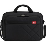 "Case Logic DLC-115 Carrying Case for 15.6"" Notebook, Tablet, Cellular Phone, iPod, Business Card, Cable, Smartphone - Black"