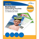 "Royal Sovereign Letter Size (8 3/4"" x 11 1/4"") 3mil Thermal Laminating Pouches - 100 pk"