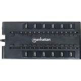 Manhattan 28-Port MondoHub, AC Power, 24 USB 2.0 Ports & 4 USB 3.0 Ports