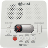 AT&T Digital Answering System with Time/Day Stamp