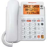 AT&T CL4940 Standard Phone - White
