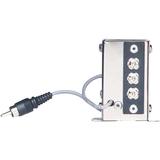 Bogen Line-Matching Transformer with Speaker-Level Signal Adapter