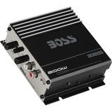 BOSS AUDIO CE200M Chaos Epic 200-Watt Monoblock, Class A/B 4 to 8 Ohm Stable Monoblock Amplifier
