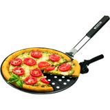 NON STICK GRILL PIZZA PAN