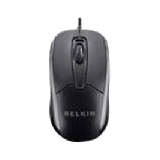 Belkin Wired Ergonomic Mouse mouse