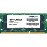 Patriot Memory DDR3 8GB PC3-12800 (1600MHz) SODIMM