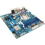 Intel Media DH77EB Desktop Motherboard - Intel H77 Express Chipset - Socket H2 LGA-1155 - 10 x Bulk Pack **