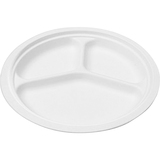 NatureHouse Bagasse Disposable Plates