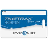 Pyramid Time Systems TimeTrax Proximity Badge 15/pk