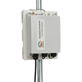 Microsemi Outdoor 1-port, 60W, 10/100/1000 BaseT Midspan, AC Input