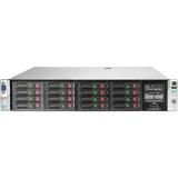 HP ProLiant Barebone System - 2U Rack-mountable - Intel C600 Chipset - Socket R LGA-2011 - 2 x Processor Support