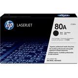 HP 80A | CF280A | Toner-Cartridge | Black | Works with HP LaserJet Pro 400 Printer M401 series, M425dn