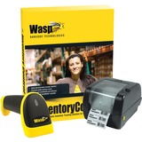 Wasp Inventory Control Standard +WWS550i Scanner +WPL305 Barcode Printer