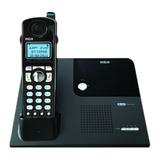 RCA ViSYS 25420 DECT 6.0 1.90 GHz Cordless Phone - Silver, Black