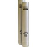 MXL 603 PAIR Microphone