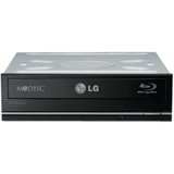 LG Electronics 14x SATA Blu-ray Internal Rewriter without Software, Black (WH14NS40)