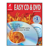 Corel Easy CD & DVD Burning 2011 - Complete Product - 1 User - Standard
