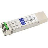AddOn Cisco SFP-10G-ZR Compatible TAA Compliant 10GBase-ZR SFP+ Transceiver (SMF, 1550nm, 80km, LC, DOM)