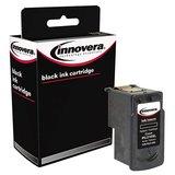 Innovera Remanufactured Ink Cartridge - Alternative for Canon (2973B001) - Black