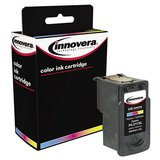 Innovera Remanufactured Ink Cartridge - Alternative for Canon (2975B001) - Tri-color