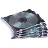 100PK NEATO SLIM JEWEL CA CLEAR/BLACK