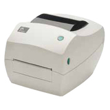 Zebra GC420t Direct Thermal/Thermal Transfer Printer - Monochrome - Desktop - Label Print