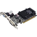 EVGA GeForce GT 610 Graphic Card - 810 MHz Core - 1 GB DDR3 SDRAM - PCI Express 2.0 x16
