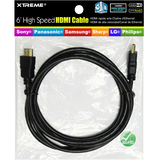Xtreme High Speed HDMI Poly Bag