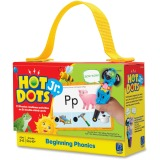Educational Insights Hot Dots Jr. Cards: Beginning Phonics