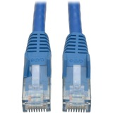 Tripp Lite 6ft Cat6 Gigabit Snagless Molded Patch Cable RJ45 M/M Blue 6'