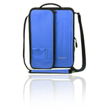 "Higher Ground Shuttle 2.1 Carrying Case for 11"" Notebook, Document, Accessories - Royal Blue"