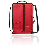 "Higher Ground Shuttle 2.1 Carrying Case for 11"" Notebook, Document, Accessories - Red"