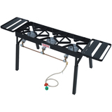 Bayou Classic Triple Burner Outdoor Patio Stove