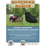 Backyard Basics Eco-Cover Lawn Mower / Snowthrower Cover