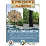 Backyard Basics Eco-Cover Offset Umbrella Cover