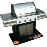 Mr. Bar.B.Q Clemson Tigers Grill Mat
