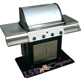 Mr. Bar.B.Q LSU Tigers Grill Mat