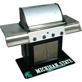 Mr. Bar.B.Q Michigan State Spartans Grill Mat