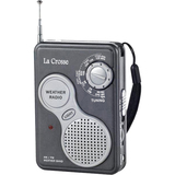 La Crosse Technology 809-905 AM / FM Handheld Weather Radio